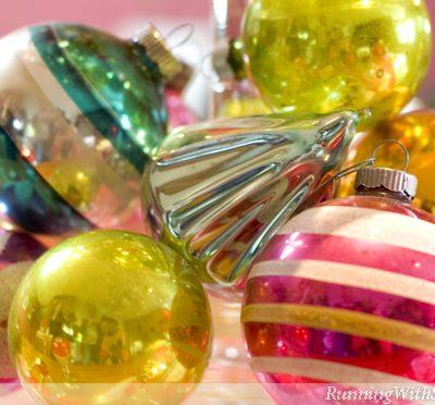 Shiny Brites Ornaments