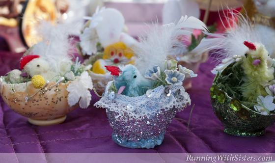 Easter Old School Egg Craft