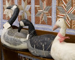 Fabric Duck Decoys