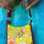 How To Sew A Pretty Little Purse