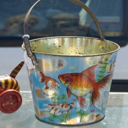 Goldfish Beach Pail