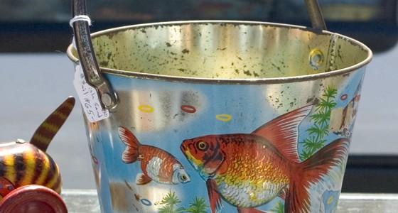 Goldfish Sand Pail
