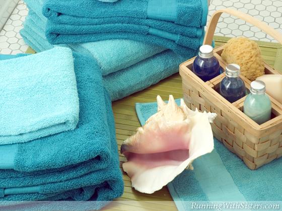 Tropical Towels