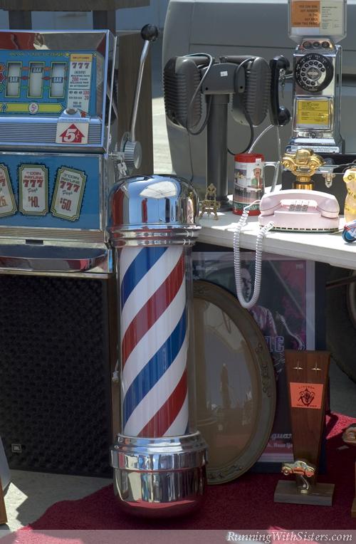 Americana Barber Pole