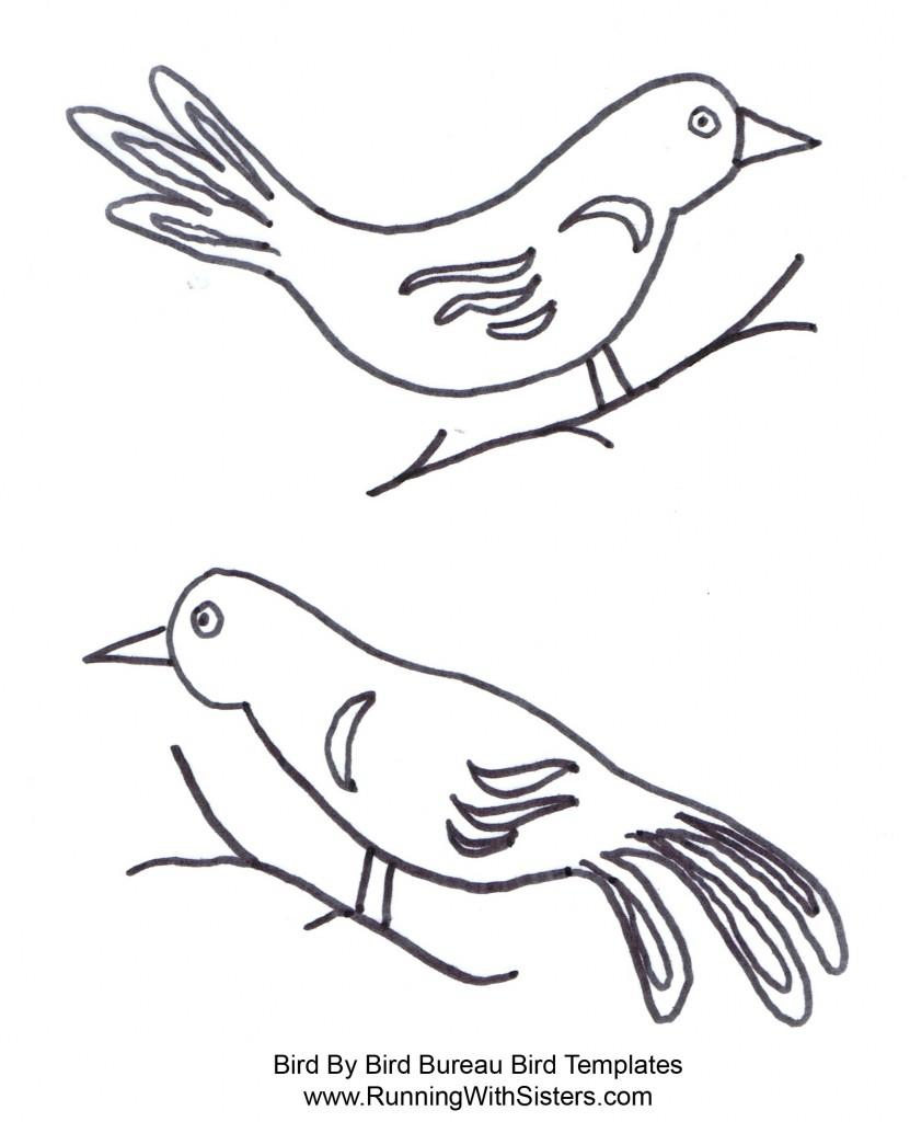 Bird Patterns for Bird Bureau