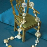 Diamond Jubilee: Vintage Button Necklace