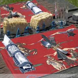 Patio Rodeo Placemats