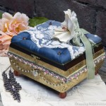 Turn a Cigar Box Into A Keepsake Box
