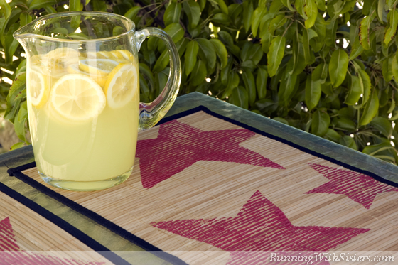 Star-Stamped Placemats