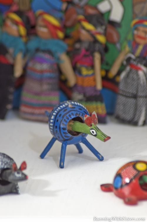 Vacation Vignettes Aardvark Detail
