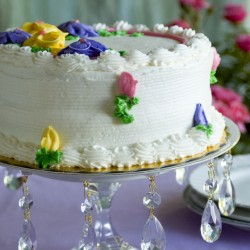 Glitzy Cake Stand