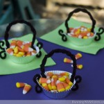 My Candy Corn Cups Runneth Over!