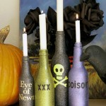 Cast A Spell With Halloween Spell Bottles