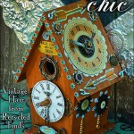 Steampunk Chic Book Cover