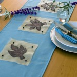 Autumn Leaf Table Runner