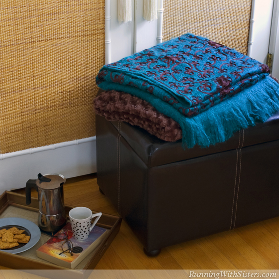 Blanket The Room With Texture