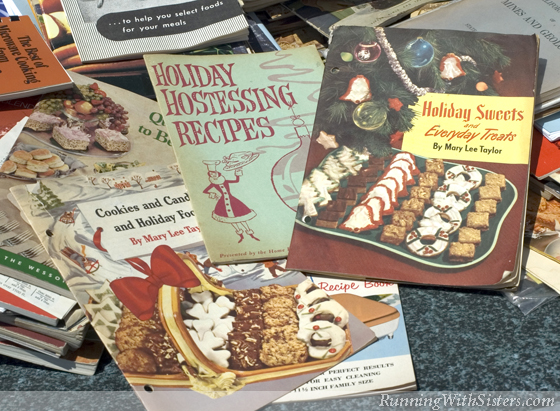 Kooky Old Cookbooks