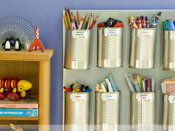 Clutter Cups