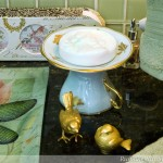 Tea Cup and Saucer Soap Dish