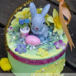 Easter Box Detail