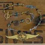 Steampunk Chic Necklace