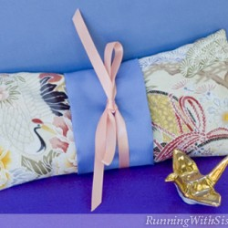 Dreamy Kimono Eye Pillow