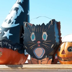 German Halloween Lanterns