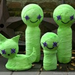 Halloween Mummy Family: Meet The Mummies!