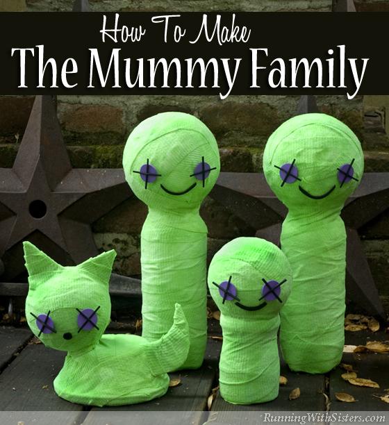 Meet The Mummies