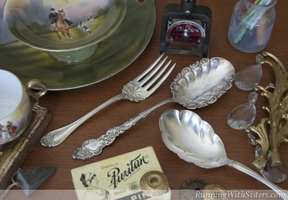 Unusual Serving Utensils