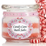 Candy Cane Bath Salts Featured Image