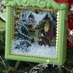 Dreaming Of A White Christmas Shadowbox