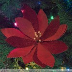 Pretty Paper Poinsettia