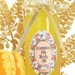 Pumpkin Pie Body Oil Featured Image