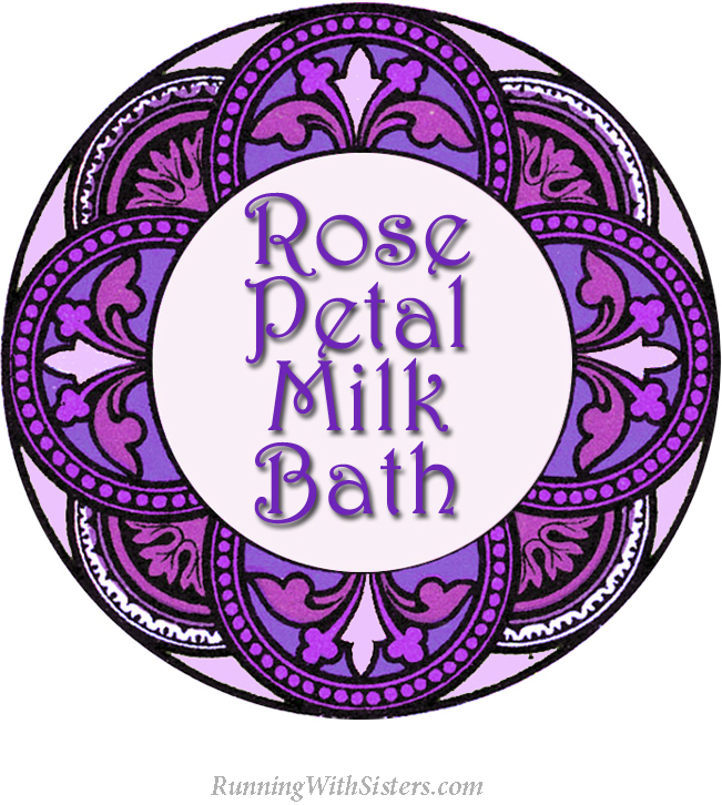 Rose Petal Milk Bath