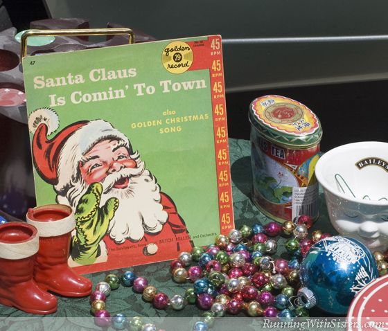 Santa Claus Is Coming To Town Record