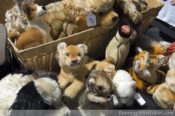 Steiff Stuffed Animals
