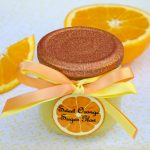 Sweet Orange Sugar Glow: Homemade Orange Sugar Scrub
