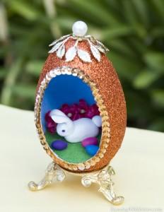 Fabulous Fauxberge Egg