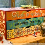 Sew Colorful Sewing Chest