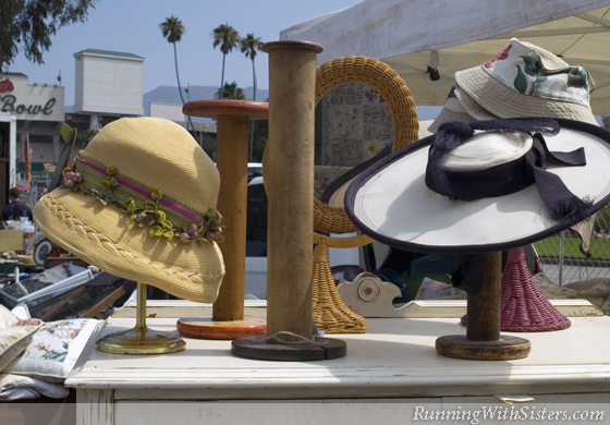 Vanity Flair Hats and Hat Stands