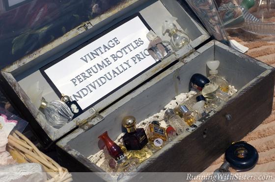 Vanity Flair Miniature Perfume Bottles