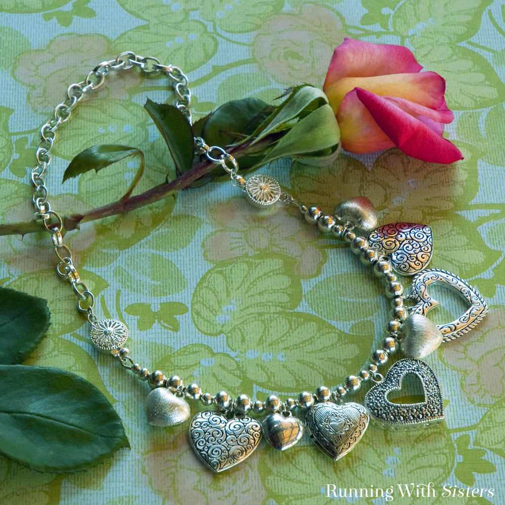 Change Of Heart Convertible Necklace Bracelet