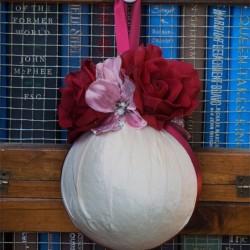 Vanilla Rose Pomander