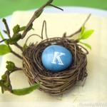 Placecard Party Favors Perfect For Easter