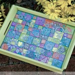 Garden Delight Wild Flowers Tray