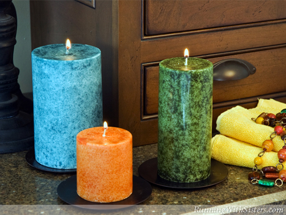 Bath Decorating Trend Earth Wind and Fire