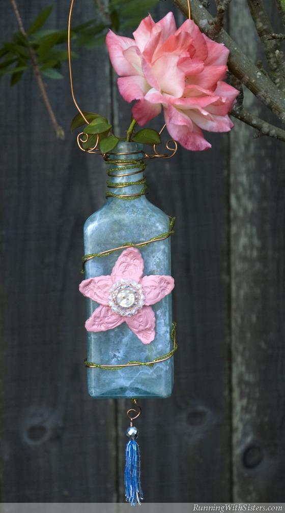 Sarsaparilla Bloom Vase