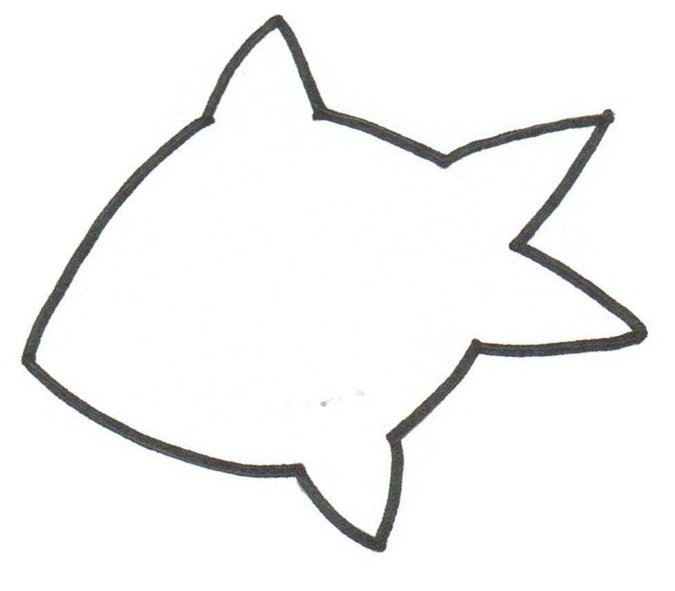 Big Fish Template