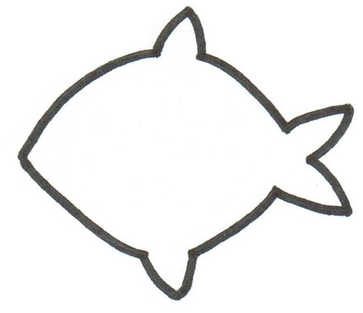 Little Fish Template